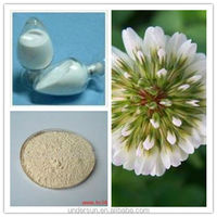 Supply quality red clover extract Abiochanin 98% powder by factory