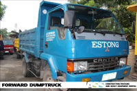 Forward Dumptruck for Rent