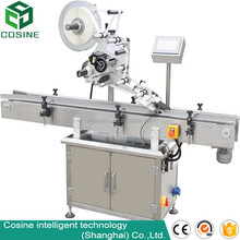 tomato canning bottle labeling machine automatic round cans labeling machine