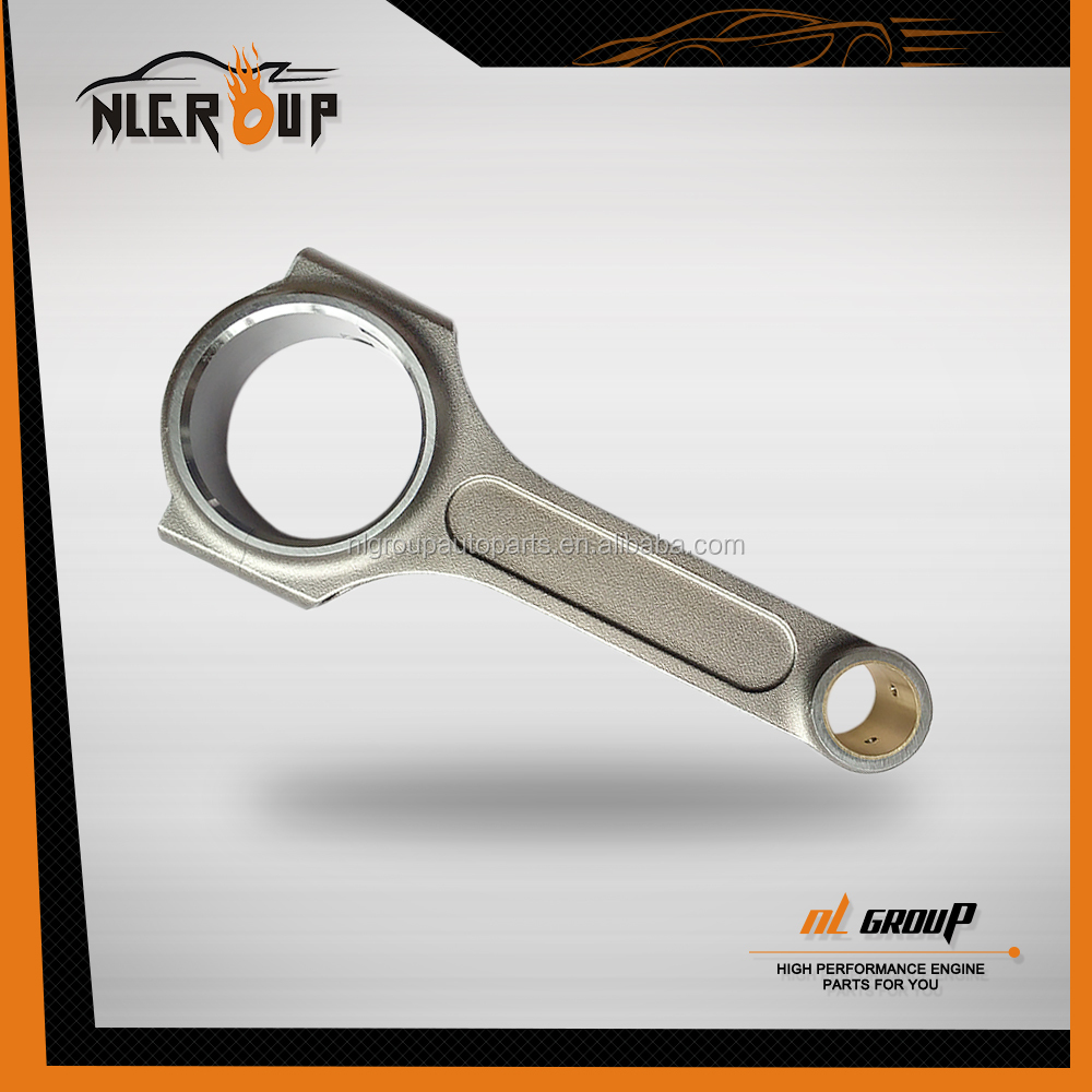 Perfomance Forged 4340 Steel Conrods for Volvo B52 B5254 Connecting Rod