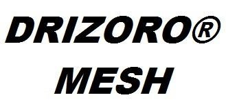 DRIZORO MESH - Reinforced Coating and Cement based Mortar layer