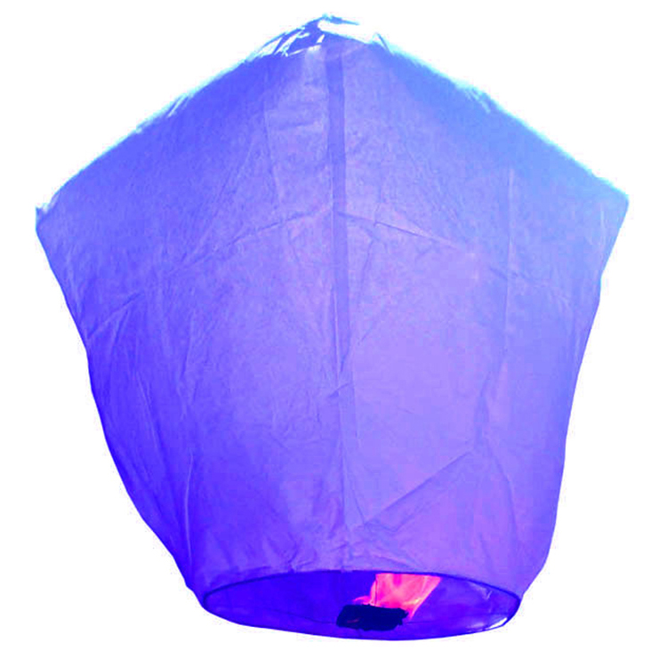 Eco Friendly Wishing Balloons Paper Sky Lanterns for Sale