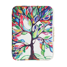 13.3 Inch Laptop Sleeve Case Cover With Colorful Life Tree Pattern Ultrabook Sleeve Bag For Ultrabook