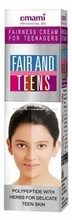 Fair And Teens Fairness Cream