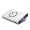 New design fast receiver mobile power bank supply qi wireless charger for Samsung wholesale