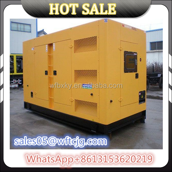 dynamo prices 60kw silent diesel generator set is the specialized farms to Turkey market