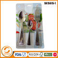 Wholesale Top quality cutlery set at stock