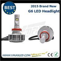 Brand new G6 high lumen led headlight for bajaj 150cc pulsar motorcycle g6 led headlight with high quality
