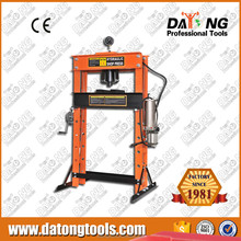 40 Ton Heavy Duty Pneumatic Shop Press with Gauge