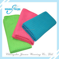 New design towel microfibre dry pet wash microfiber cloth