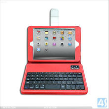 For iPad 2 3 4 Mini/iPad mini 2 keyboard case P-iPDMINICASE119