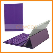 Leather Cover Bluetooth Keyboard For Ipad Mini Keyboard Cover