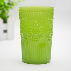 High Quality Opal Glass Water Cup Glass For Householder