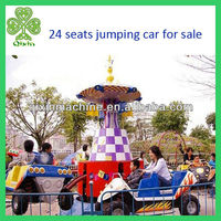 popular amusement park rides crazy dancing car for sale|flying car rides