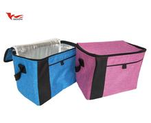 Customized Eco-friendly Oxford Ice Bag Cooler Bag