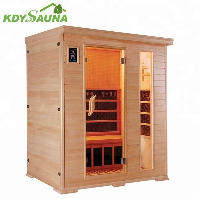 mica carbon infrared sauna with speaker