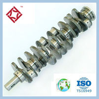 61560020029 Howo diesel engine spare parts crankshaft