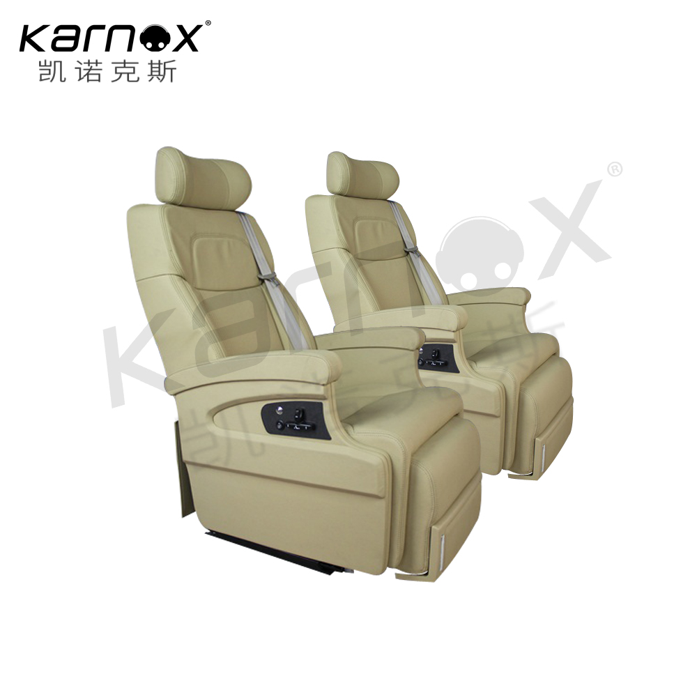 Karnox VAN modifild seat luxury car seat with adjust headrest