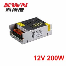 Power Supply 12V 200W Led Driver for CCTV Camera and LEDs