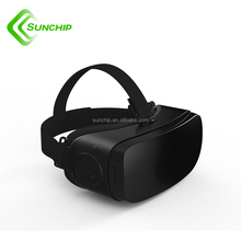 Sunchip 2k screen wifi headset android vr 3d glasses all in one