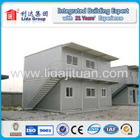 Steel frame foldable portable camping house for worker dormitory Weifang Henglida