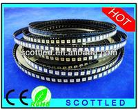 programmable WS2812b led display strip