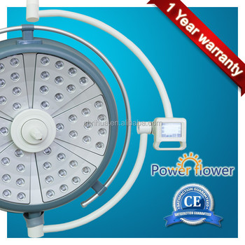 Popular!!! Over head surgical light,led surgical lights YDE700