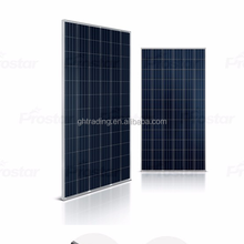 1960*992*40mm Size and Polycrystalline Silicon Material mono solar panel black 300w