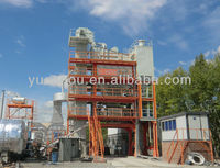 160TPH asphalt hot mix plant