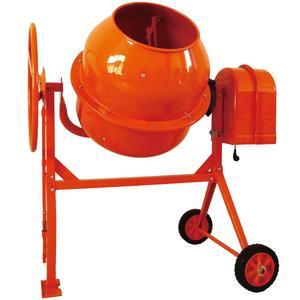 160/180/200L mini electric cast iron concrete mixer