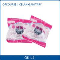 China Manufacture Efficient Men Toilet Urinal Deodorizer Blocks
