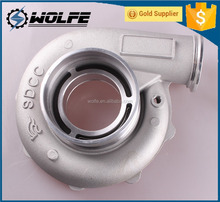 High performance turbocharger compressor housing HX50 for turbo house cover spare parts supercharger repair kits