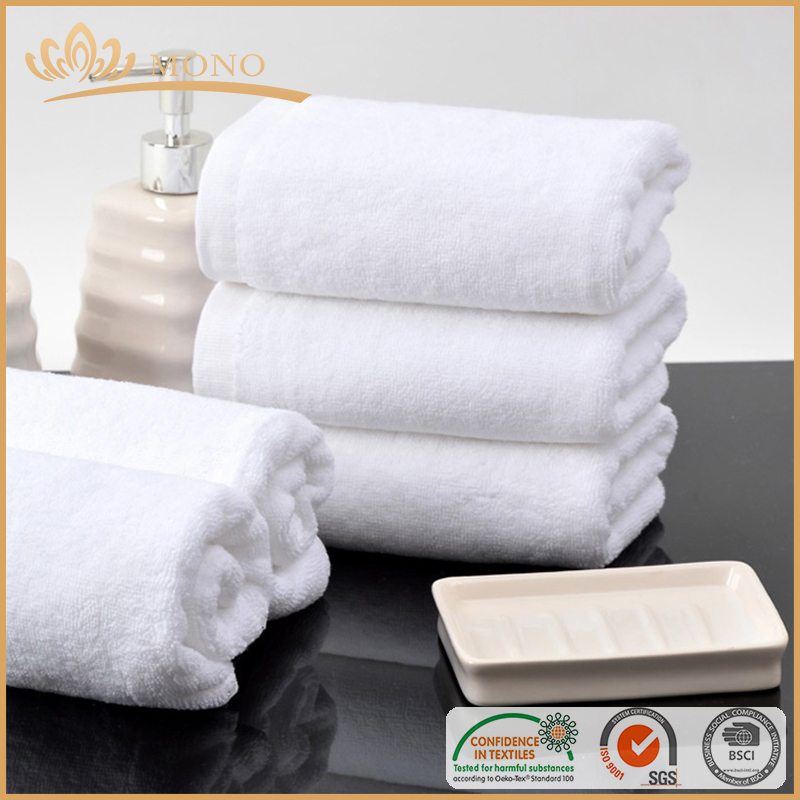 Wholesale High Quality Thin Hotel Bath Towel