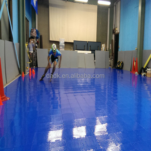 Hockey flooring tile/indoor hockey flooring/roller hockey sports court