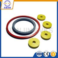 high performance PU dust rotary shaft oil seal