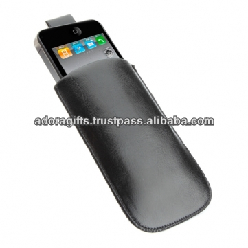 ADALMC - 0041 genuine leather pouch bags for mobile phone / mobile phone case brand at low price / wholesale mobile phone case