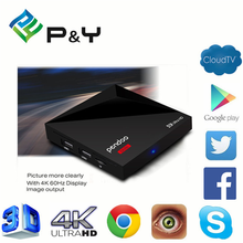 2017 Good price of Pendoo Mini RK3328 1g 8g Android 8.1 tv box android google play store app download with CE&ISO KD player 18.0
