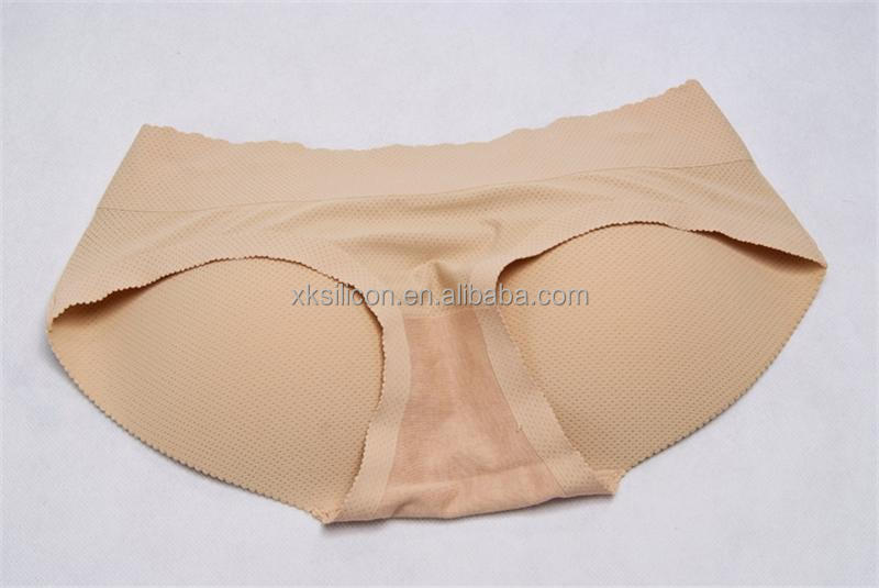 Hip Up Padded Butt Enhancer Shaper Unisex Panties Seamless Soft Underwear