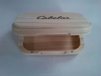 Small screen printing unfinished wooden eye case ,glasses boxes , wooden boxes wholesale