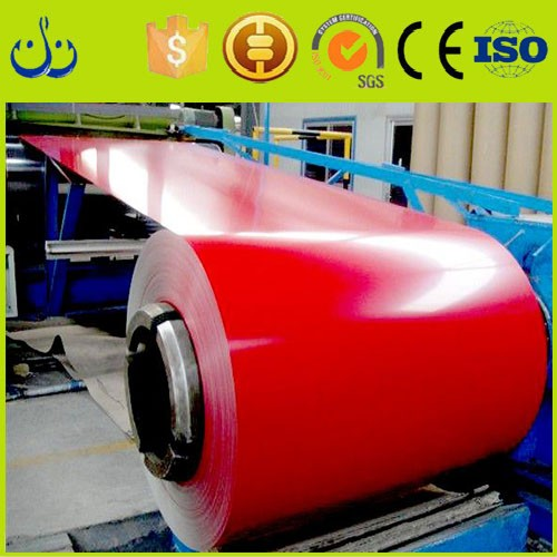 Used for construction Color coating Steel Coil, PPGI, PPGL