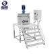 Steam heating 5 ton toothpaste high speed mixing tank