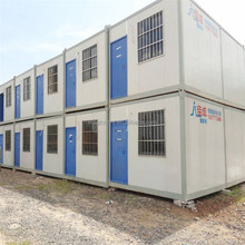 italy container house steel structure hotel building three bedroom house