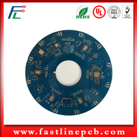 Custom electronic circuit board adult flash games PCB