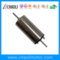 10mm 6V and 12V double shaft coreless motor CL-1021-D micro servo motor for mini starter and electronic lock with encoder