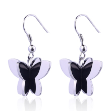 Butterfly Gold Earring Jewelry Chandelier Earring for women girls