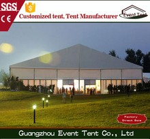 800D UHMWPE thread double deck wedding tent