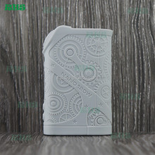 Tesla nano 120w mod Electronic Cigarette Pocket bag Dust proof variety color silicone tesla nano 120w case
