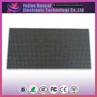 P6 SMD Indoor384x192mm good price led module high resolution led matrix display module p6 indoor full color led display