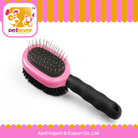 Pet Cleaning & Grooming Products Type and Eco-Friendly Feature double sides pet brush