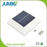 New style latest security outside solar led gutter light